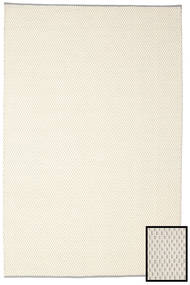 Bobbie - White_Grey 絨毯 200X300 モダン 手織り ベージュ/暗めのベージュ色の (ウール, インド)