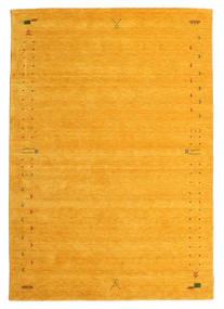ギャッベ ルーム Frame - 黄色 絨毯 190X290 モダン オレンジ (ウール, インド)