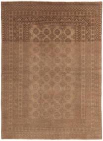 アフガン 絨毯 158X226 オリエンタル 手織り 茶 (ウール, アフガニスタン)