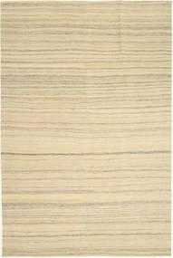 キリム モダン 絨毯 173X270 モダン 手織り ベージュ/暗めのベージュ色の (ウール, ペルシャ/イラン)
