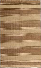キリム モダン 絨毯 174X289 モダン 手織り 薄茶色/茶/暗めのベージュ色の (ウール, ペルシャ/イラン)