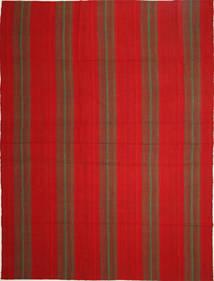 キリム モダン 絨毯 253X345 モダン 手織り 錆色/深紅色の 大きな (ウール, ペルシャ/イラン)