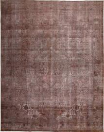 カラード ヴィンテージ 絨毯 284X365 モダン 手織り 薄茶色/濃いグレー 大きな (ウール, ペルシャ/イラン)