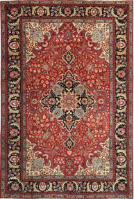 タブリーズ パティナ 絨毯 205X305 オリエンタル 手織り 深紅色の/濃い茶色 (ウール, ペルシャ/イラン)