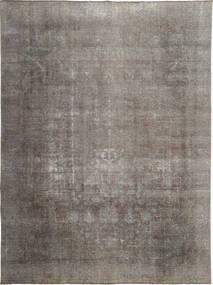カラード ヴィンテージ 絨毯 280X380 モダン 手織り 濃いグレー/薄い灰色 大きな (ウール, ペルシャ/イラン)