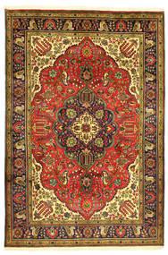 タブリーズ 絨毯 208X304 オリエンタル 手織り (ウール, ペルシャ/イラン)