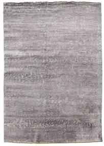 Damask 絨毯 171X245 モダン 手織り 薄い灰色/薄紫色 ( インド)