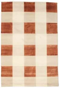 Himalaya 絨毯 122X180 モダン 手織り ベージュ/赤 ( インド)