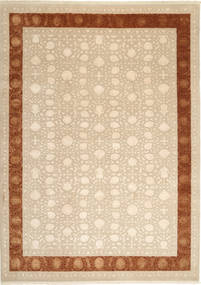 タブリーズ Royal Magic 絨毯 232X320 オリエンタル 手織り ベージュ/茶 ( インド)