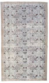 カラード ヴィンテージ 絨毯 155X264 モダン 手織り 薄い灰色 (ウール, トルコ)
