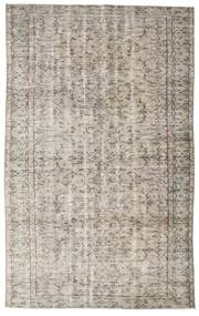 カラード ヴィンテージ 絨毯 160X257 モダン 手織り 薄い灰色 (ウール, トルコ)
