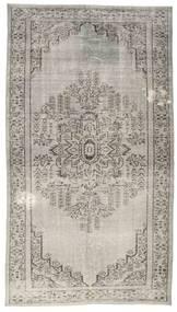 カラード ヴィンテージ 絨毯 152X275 モダン 手織り 薄い灰色 (ウール, トルコ)
