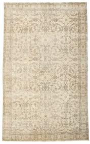カラード ヴィンテージ 絨毯 179X283 モダン 手織り ベージュ/薄い灰色 (ウール, トルコ)
