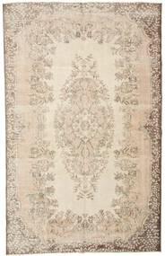 カラード ヴィンテージ 絨毯 177X283 モダン 手織り ベージュ/薄い灰色 (ウール, トルコ)