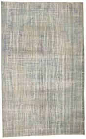カラード ヴィンテージ 絨毯 176X288 モダン 手織り 薄い灰色 (ウール, トルコ)