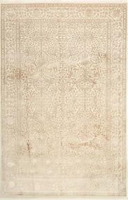 タブリーズ Royal Magic 絨毯 200X306 オリエンタル 手織り ベージュ ( インド)