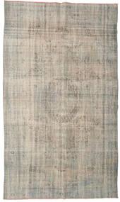 カラード ヴィンテージ 絨毯 175X301 モダン 手織り 薄い灰色 (ウール, トルコ)