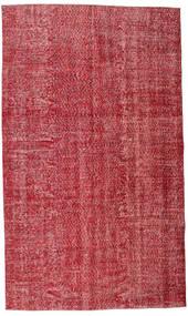 カラード ヴィンテージ 絨毯 165X279 モダン 手織り 赤/錆色 (ウール, トルコ)