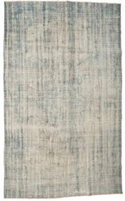カラード ヴィンテージ 絨毯 177X295 モダン 手織り 薄い灰色/濃いグレー (ウール, トルコ)