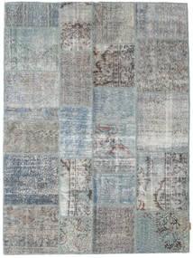パッチワーク 絨毯 171X230 モダン 手織り 薄い灰色/ターコイズブルー/ライトグリーン (ウール, トルコ)