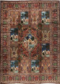 タブリーズ 絨毯 351X470 オリエンタル 手織り 大きな (ウール, ペルシャ/イラン)