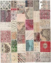 パッチワーク 絨毯 246X300 モダン 手織り 薄い灰色/ベージュ (ウール, トルコ)