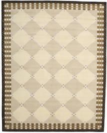 Himalaya 絨毯 247X308 モダン 手織り ベージュ/暗めのベージュ色の (ウール/バンブーシルク, インド)