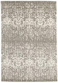 Himalaya 絨毯 167X245 モダン 手織り 薄い灰色/ベージュ (ウール/バンブーシルク, インド)