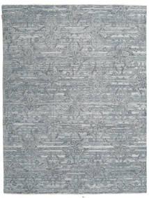 Himalaya 絨毯 235X307 モダン 手織り 薄い灰色/水色 (ウール, インド)