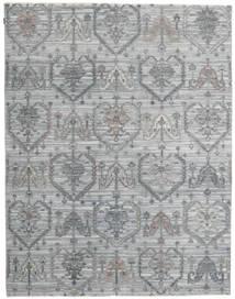 Himalaya 絨毯 233X307 モダン 手織り 薄い灰色/濃いグレー (ウール, インド)
