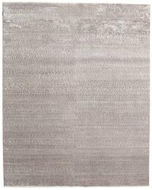 Himalaya Bambu シルク 絨毯 247X310 モダン 手織り 薄い灰色 ( インド)