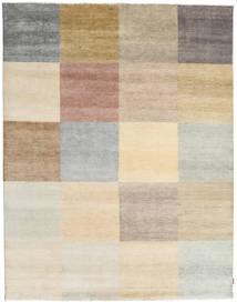 Himalaya 絨毯 238X307 モダン 手織り ベージュ/暗めのベージュ色の/薄い灰色 (ウール, インド)