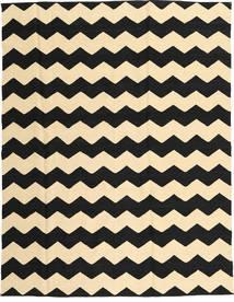 キリム モダン 絨毯 177X235 モダン 手織り 黒/ベージュ (ウール, アフガニスタン)
