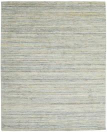 Mazic - Green_Grey 絨毯 240X300 モダン 手織り 薄い灰色/ターコイズブルー (ウール, インド)