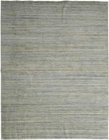 Mazic - Green_Grey 絨毯 300X390 モダン 手織り 薄い灰色/濃いグレー 大きな (ウール, インド)