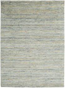 Mazic - Green_Grey 絨毯 160X230 モダン 手織り 薄い灰色/ライトグリーン (ウール, インド)