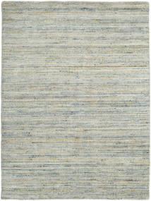 Mazic - Green_Grey 絨毯 140X200 モダン 手織り 薄い灰色 (ウール, インド)