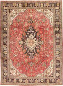 タブリーズ 絨毯 240X335 オリエンタル 手織り 錆色/深紅色の (ウール, ペルシャ/イラン)