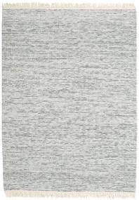 Medium Drop - グレー Mix 絨毯 210X290 モダン 手織り 薄い灰色/ターコイズブルー (ウール, インド)