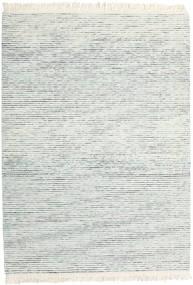 Medium Drop - 青 Mix 絨毯 210X290 モダン 手織り ベージュ/薄い灰色 (ウール, インド)