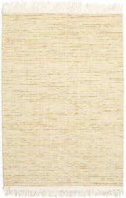 Medium Drop - 黄色 Mix 絨毯 140X200 モダン 手織り ベージュ/暗めのベージュ色の (ウール, インド)
