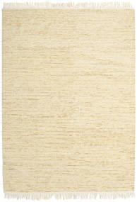 Medium Drop - 黄色 Mix 絨毯 210X290 モダン 手織り ベージュ (ウール, インド)