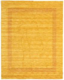ハンドルーム Gabba - ゴールド 絨毯 200X250 モダン 黄色/オレンジ (ウール, インド)