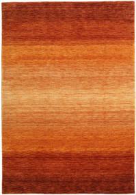 ギャッベ Rainbow - 錆色 絨毯 160X230 モダン オレンジ/錆色 (ウール, インド)