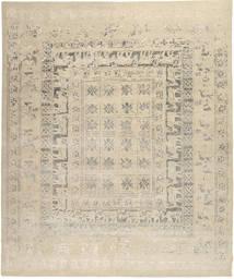 Roma モダン Collection 絨毯 252X306 モダン 手織り 薄い灰色/ベージュ 大きな ( インド)