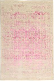 Roma モダン Collection 絨毯 198X299 モダン 手織り ベージュ/ライトピンク ( インド)