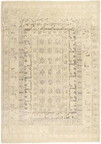 Roma モダン Collection 絨毯 205X296 モダン 手織り ベージュ/薄い灰色 ( インド)