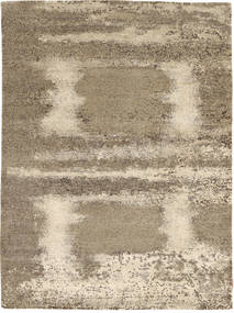 Damask Collection 絨毯 175X240 モダン 手織り 薄い灰色/ベージュ ( インド)