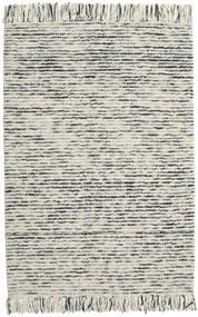 Dolly Multi - Mixed グレー 絨毯 140X200 モダン 手織り 薄い灰色/ベージュ (ウール, インド)