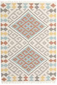 Summer キリム 絨毯 160X230 モダン 手織り 薄い灰色/ベージュ (ウール, インド)